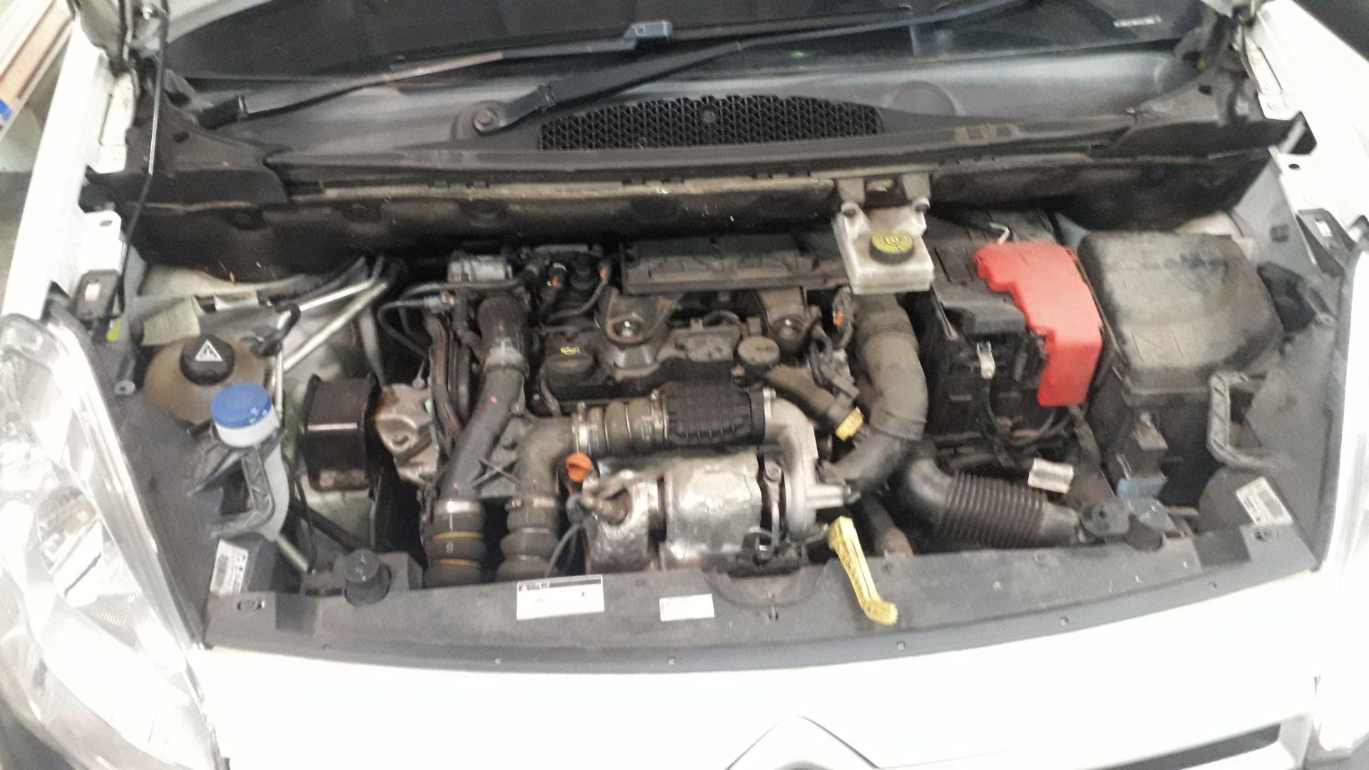 Lot 4 - Citroen Berlingo 1.6GHDi 625kg 75PS Enterprise Van