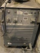 Tecarc SWF Mig 450S welder with F4 wire feed unit (jib not included - see lot 25)