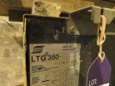 ESAB LTG350 stick welder