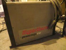 Hypertherm Powermax 900 3PH plasma cutter