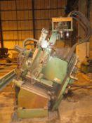2001 Peddinghaus FDB600 3 spindle drilling & profile burning machine
