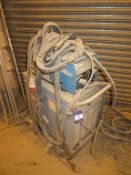Miller Nig welder with 20 series wire feed unit