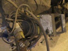 Beetle IK-12 straight line burner and c5m of track