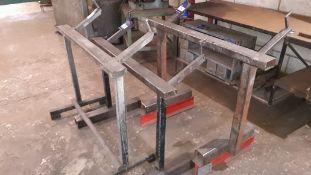 3 x Bespoke Steel Fabricated Jigs