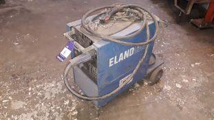 Eland Mig 175 Mig Welding Set Serial Number 98/646