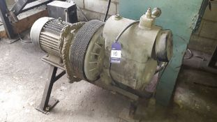 Hydrovane 66 Air Vane Compressor (Requires Repair)