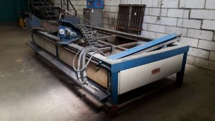 Baileigh Industrial A1309 Plasma Cutter Bed (2013) Serial Number A130902 – Dismantled – For Spares &