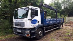 MAN TG-M Dropside Lorry (2007)