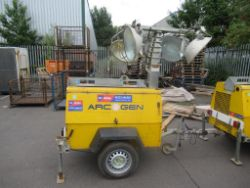 Online Auction of Hire Equipment