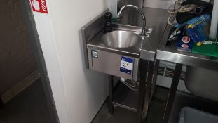 Franke Stainless Steel Hand Wash Unit 40x 70cm (Di