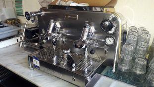 Faema E61 Legend 2 Group Espresso Machine (Disconn