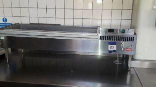 Lincat FPB5 Seal Food Preparation Bar Serial Numbe