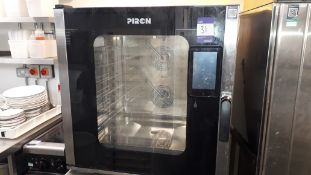 Piron PF1106-P11 Combi Steam Oven Serial Number 15
