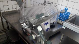 Sirman Gallieo 350 Evo Meat Slicer Serial Number 1