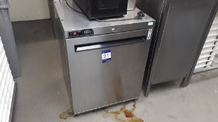 Williams LA135SA Stainless Steel Undercounter Refr