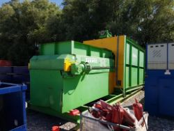 Surplus Recycling Equipment inc Trommel, Compactor/Baler & Picking Table