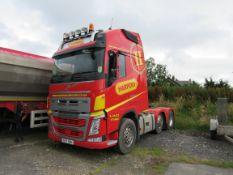 Volvo FH 500 6x2 Euro 6, Tractor Unit, Registratio