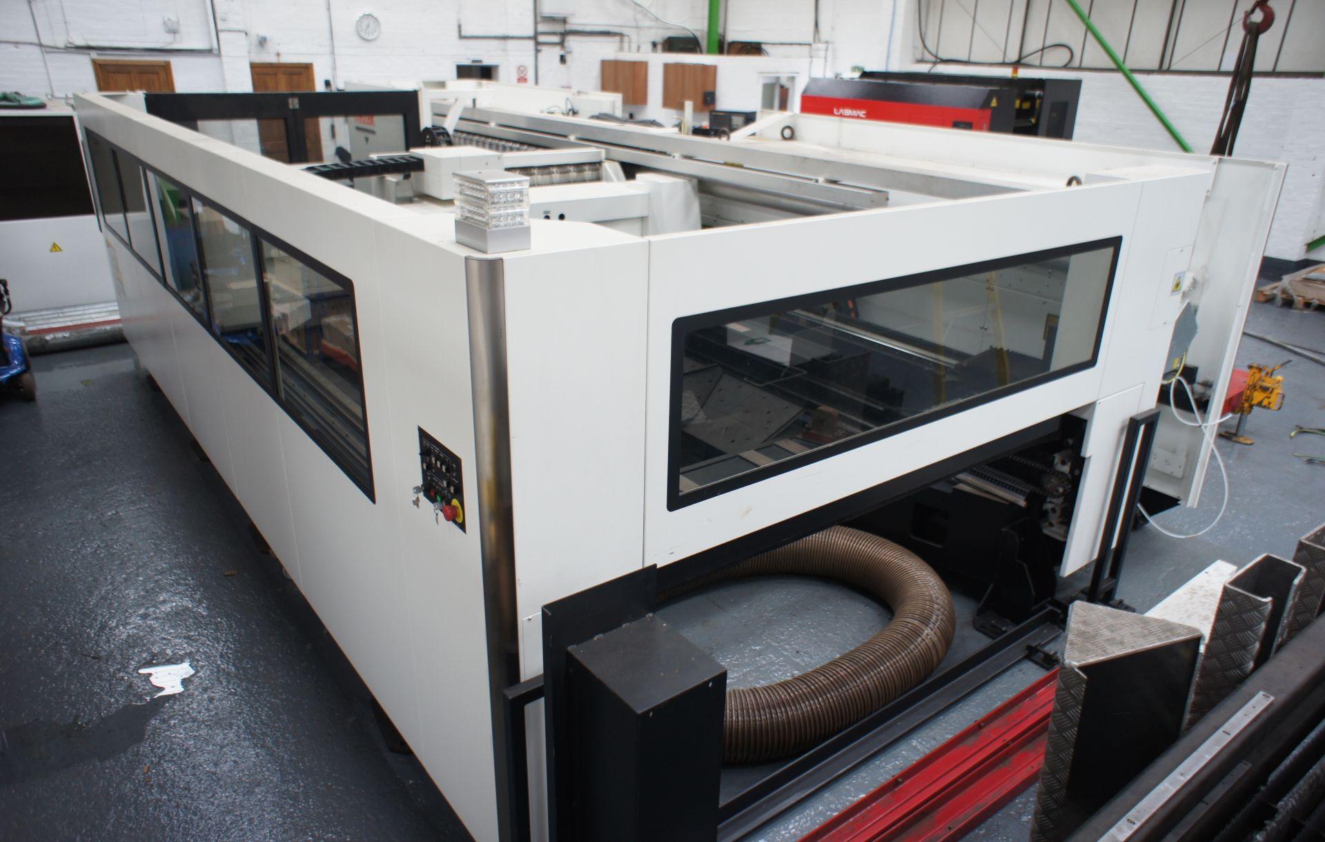 2015 - Mazak OptiPlex 4020 II Laser Cutting Machin - Image 6 of 15