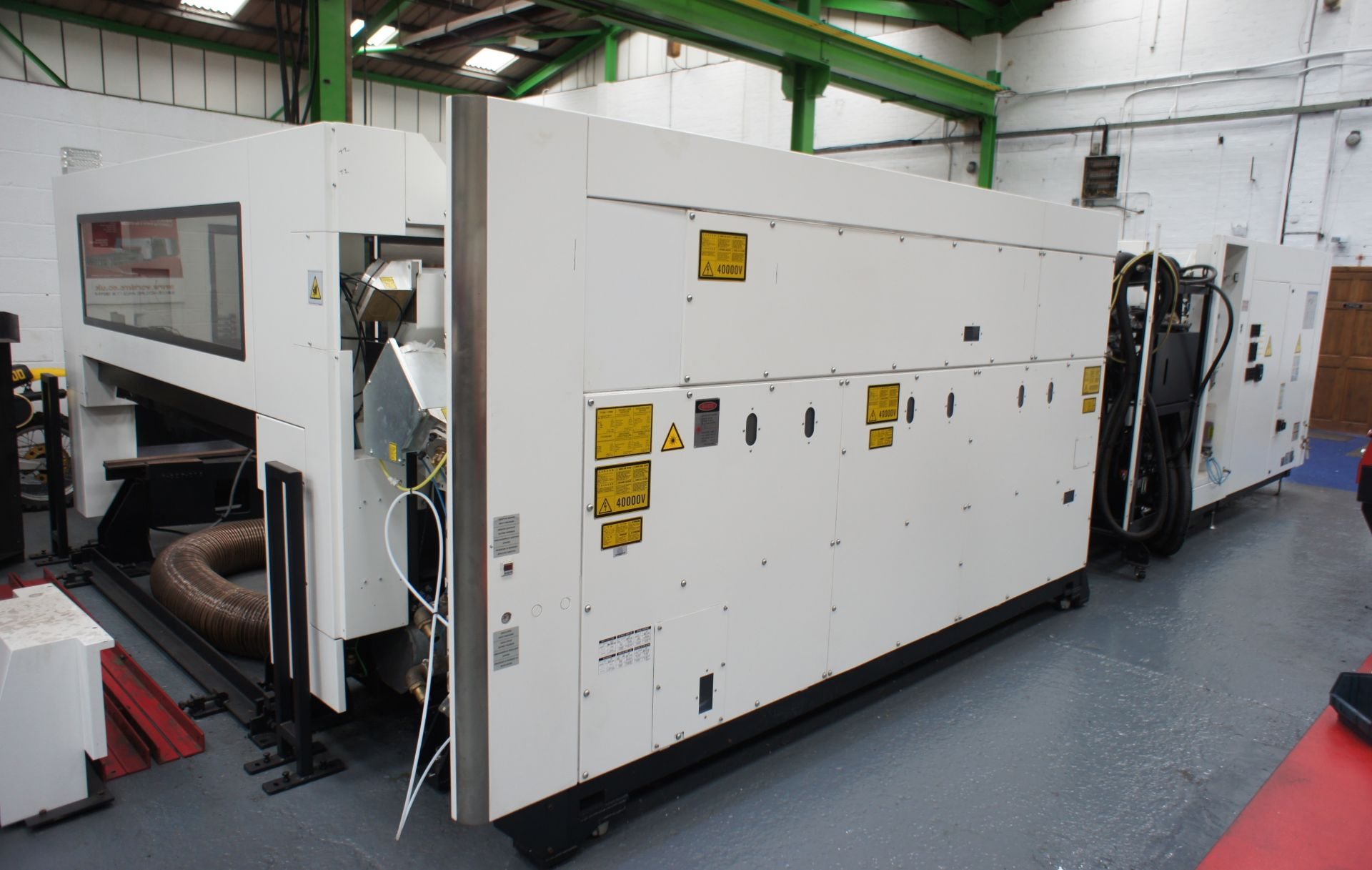 2015 - Mazak OptiPlex 4020 II Laser Cutting Machin - Image 7 of 15