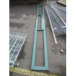 Fabricated barrier