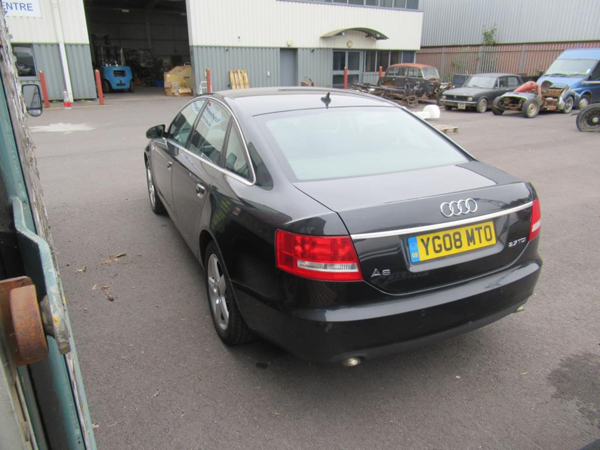 Audi A6 2.7TDI automatic with SatNav and bluetooth - Image 6 of 16