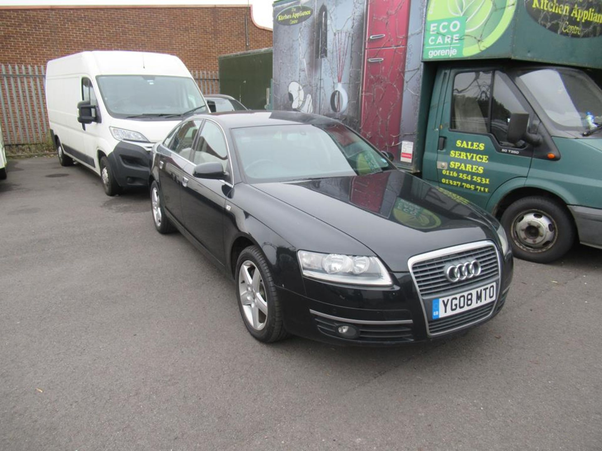 Audi A6 2.7TDI automatic with SatNav and bluetooth - Image 2 of 16