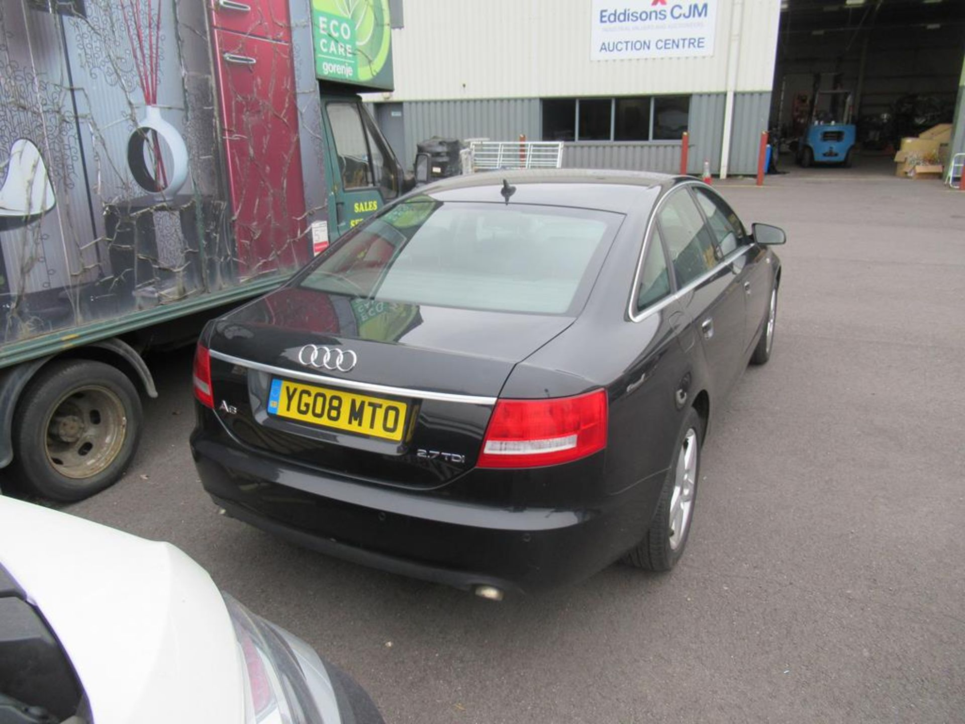 Audi A6 2.7TDI automatic with SatNav and bluetooth - Image 5 of 16