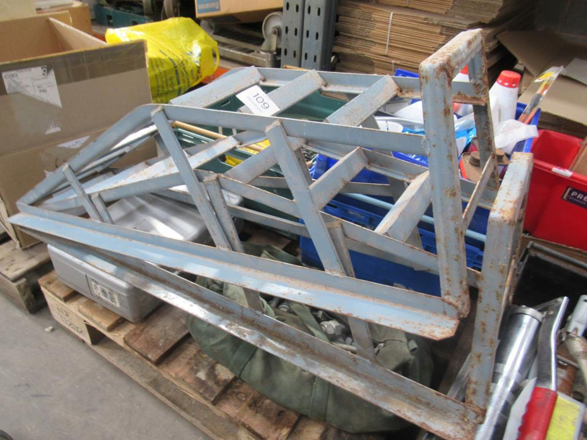 Pallet of automotive equipment/consumables - Image 4 of 9