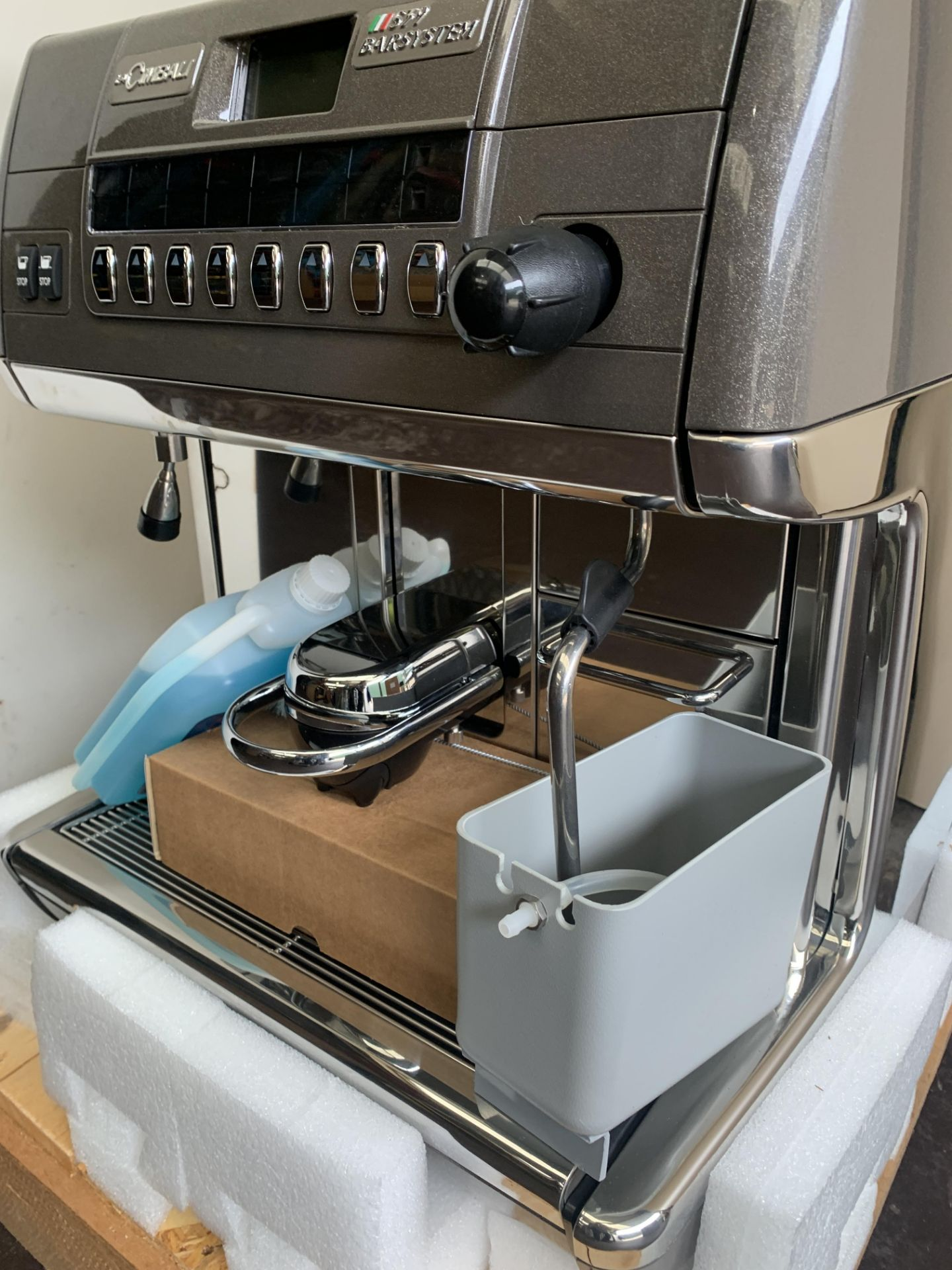A unused La Cimbali S39 TE Bar System Bean to Cup - Image 3 of 6