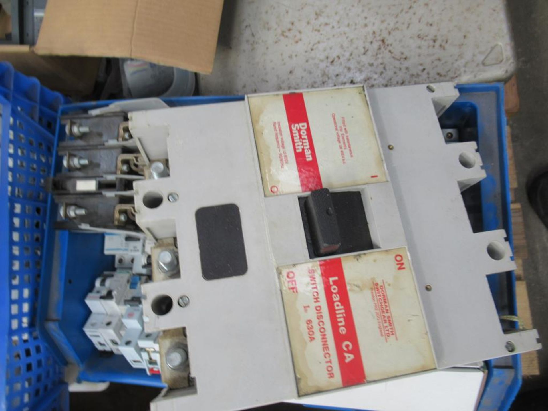 Pallet including a large qty of MCBs and RCDs, bar - Image 7 of 11