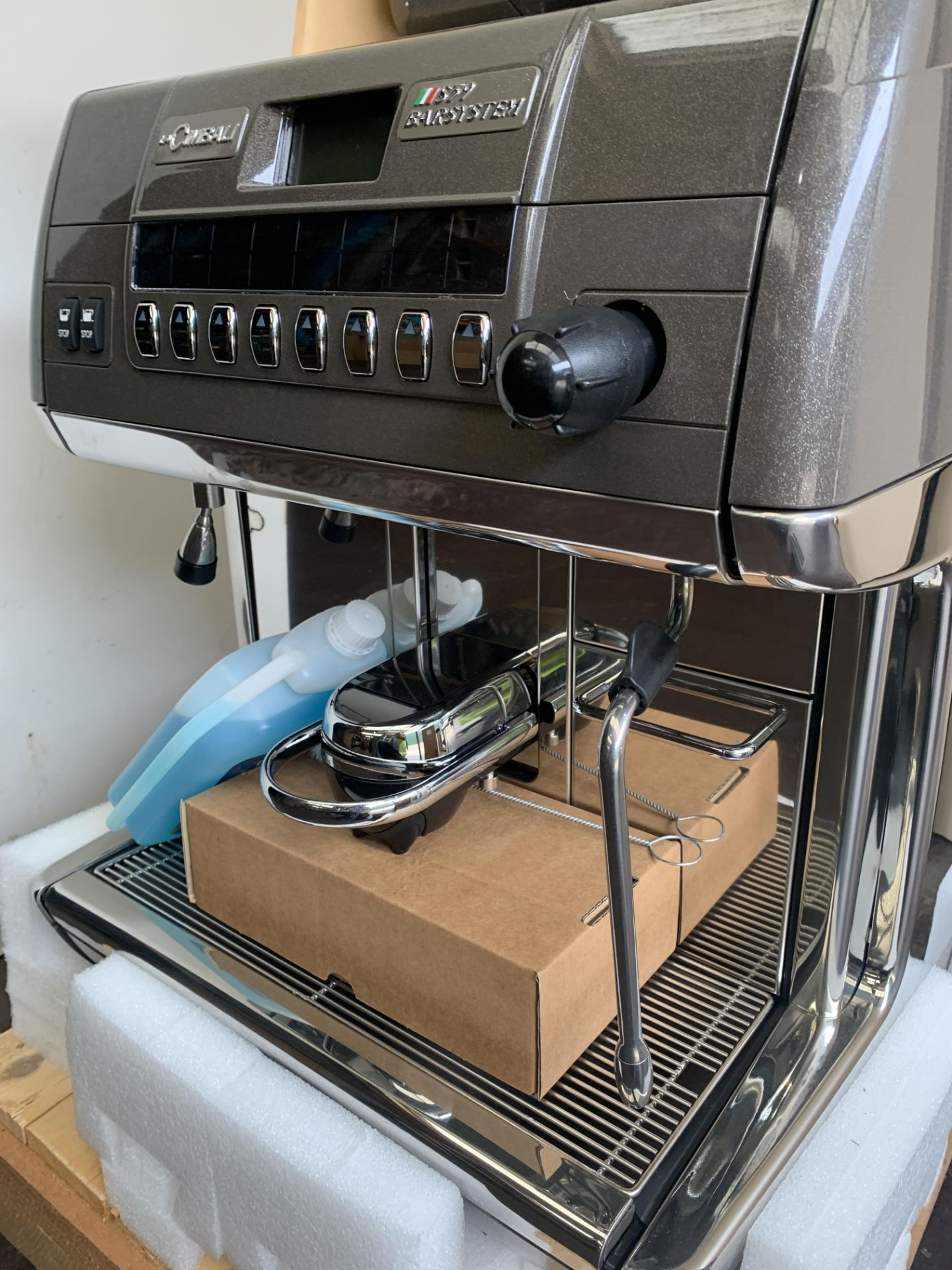 A unused La Cimbali S39 TE Bar System Bean to Cup - Image 4 of 6