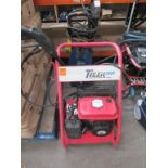 Clarke Tiger 2500 petrol powered pressure washer
