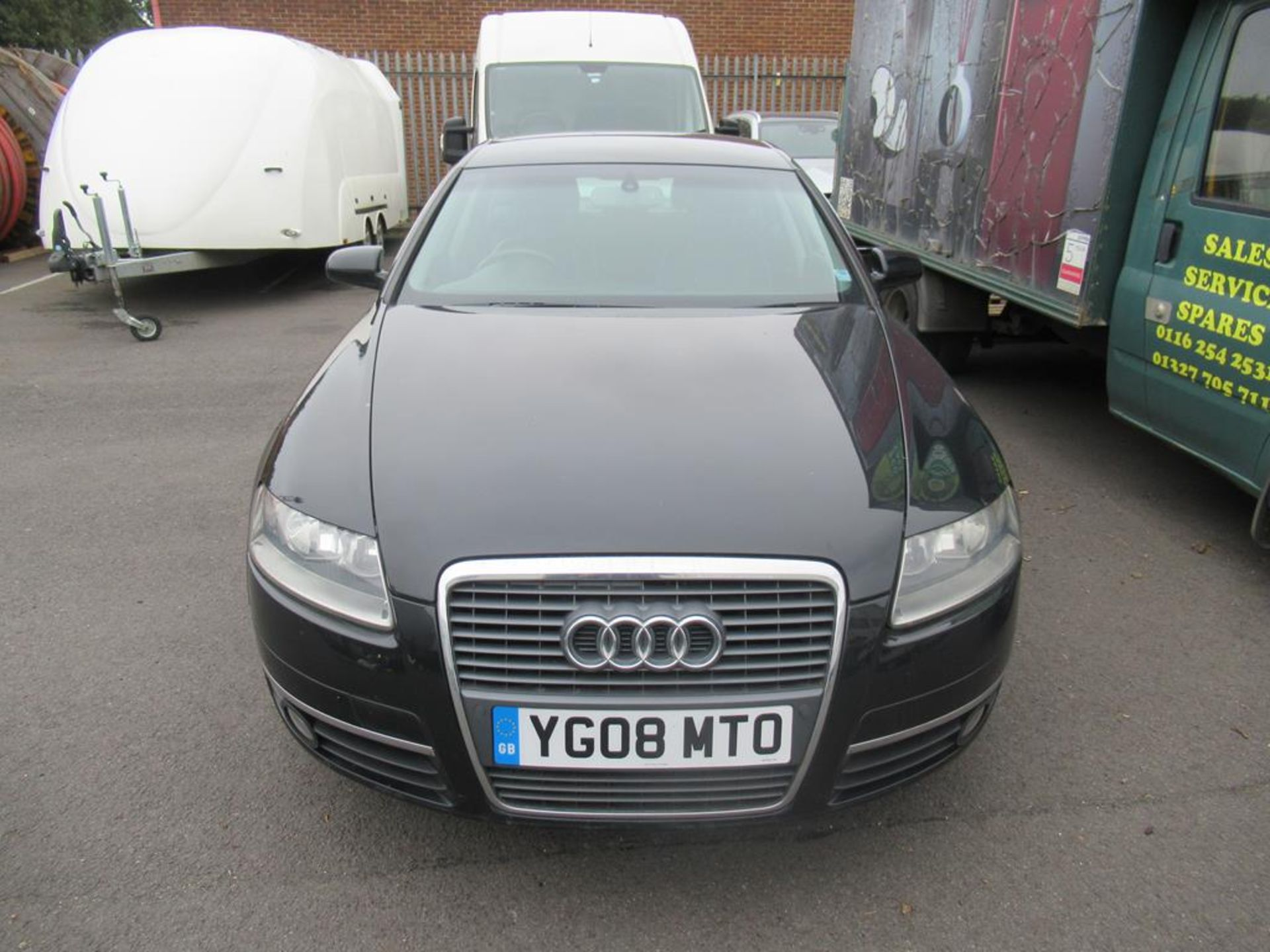 Audi A6 2.7TDI automatic with SatNav and bluetooth