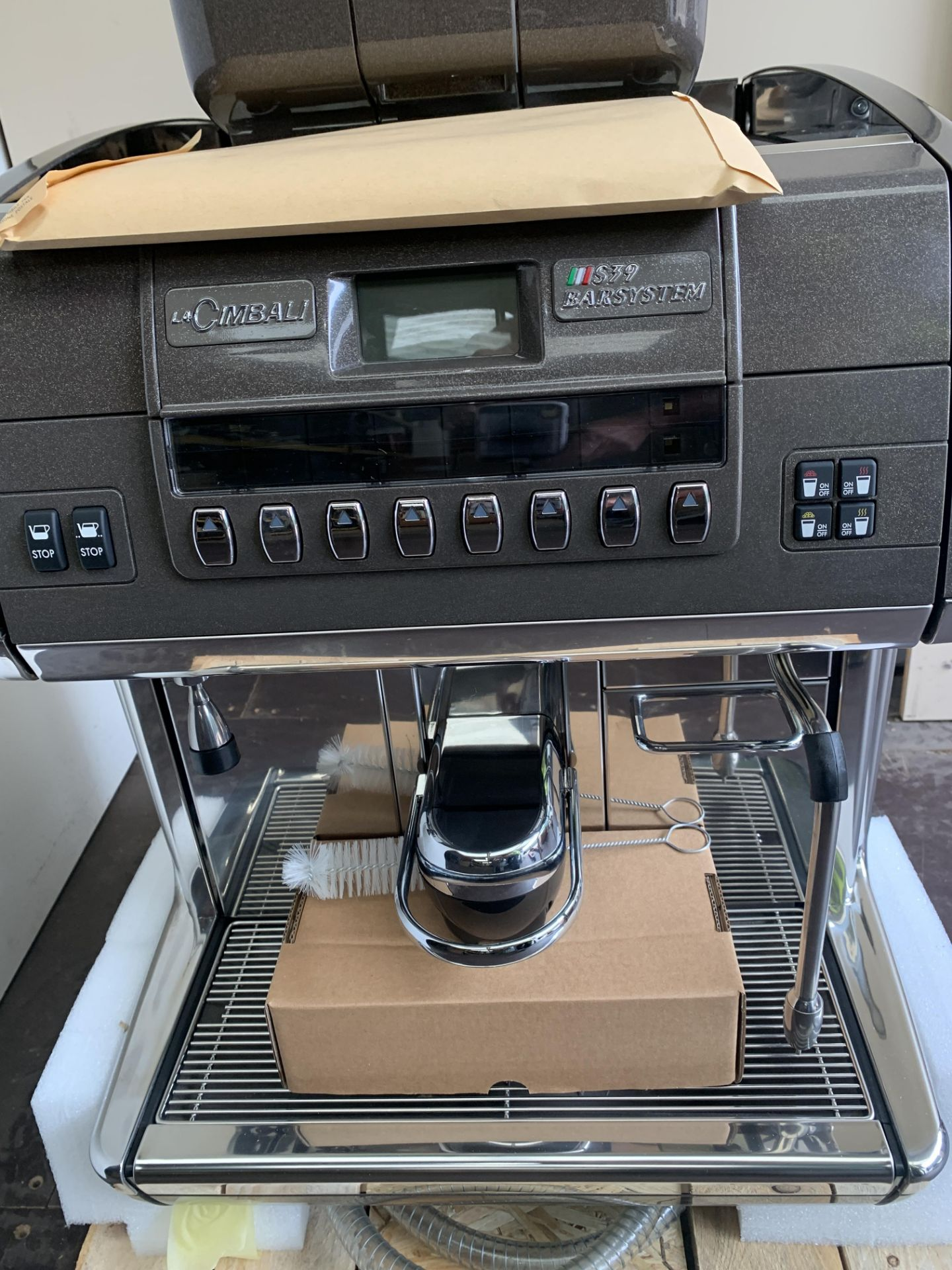 A unused La Cimbali S39 TE Bar System Bean to Cup - Image 2 of 6