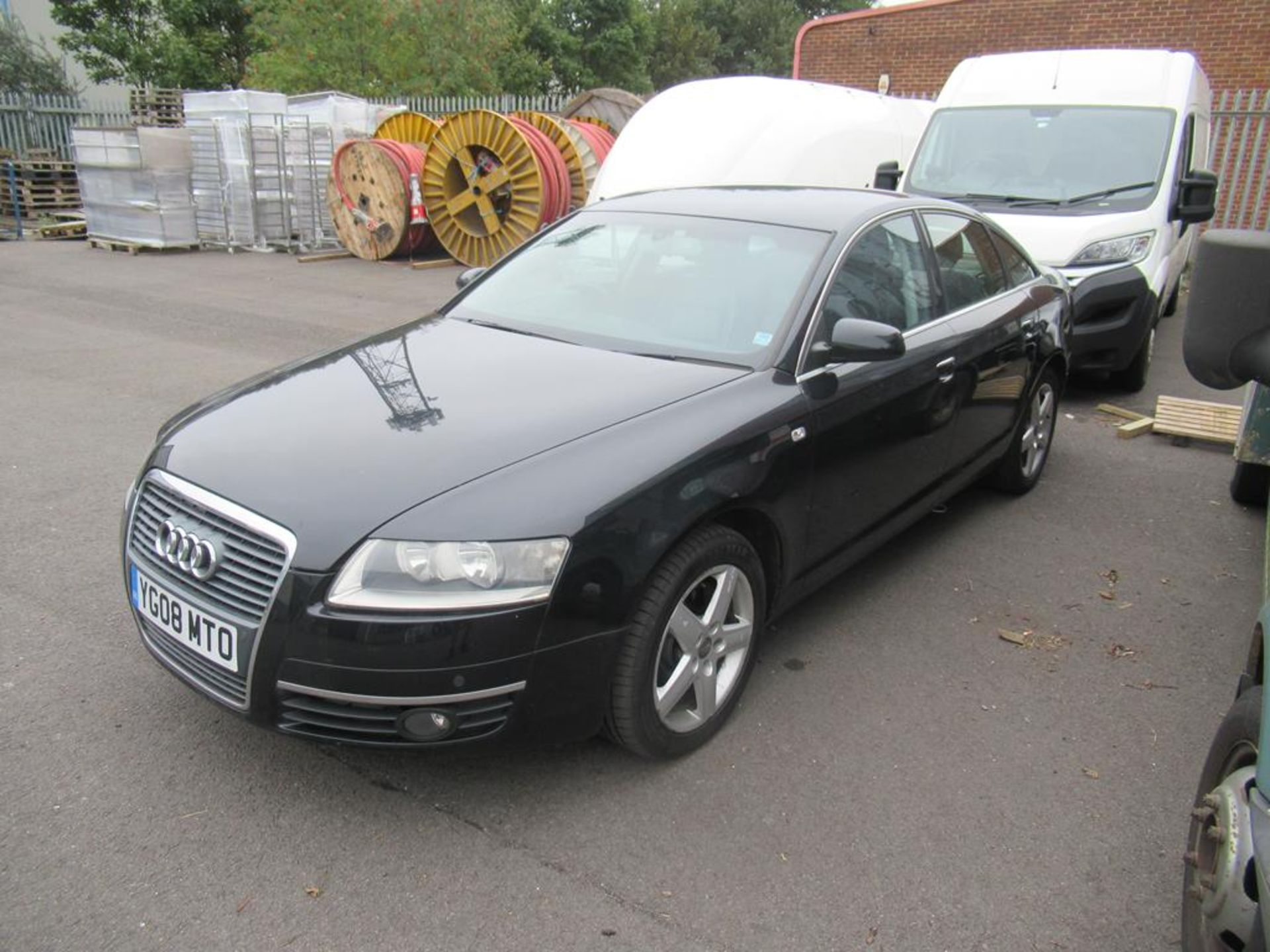 Audi A6 2.7TDI automatic with SatNav and bluetooth - Image 7 of 16