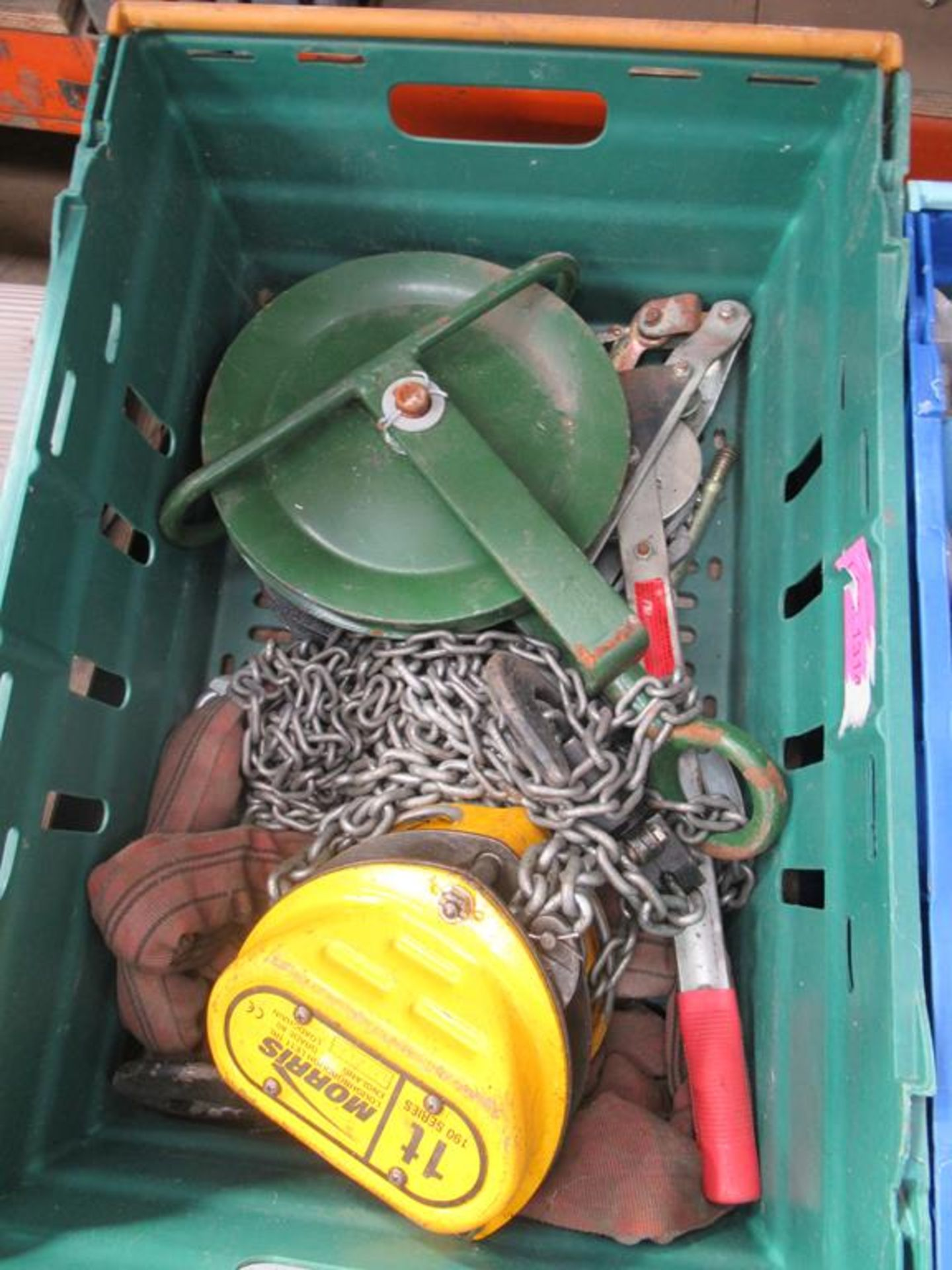 Pallet of automotive equipment/consumables - Image 3 of 9