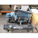 Rotocold refrigerating compressor