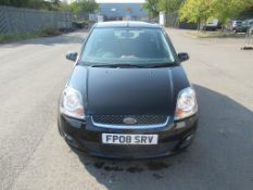 Ford Fiesta 1.2L manual petrol