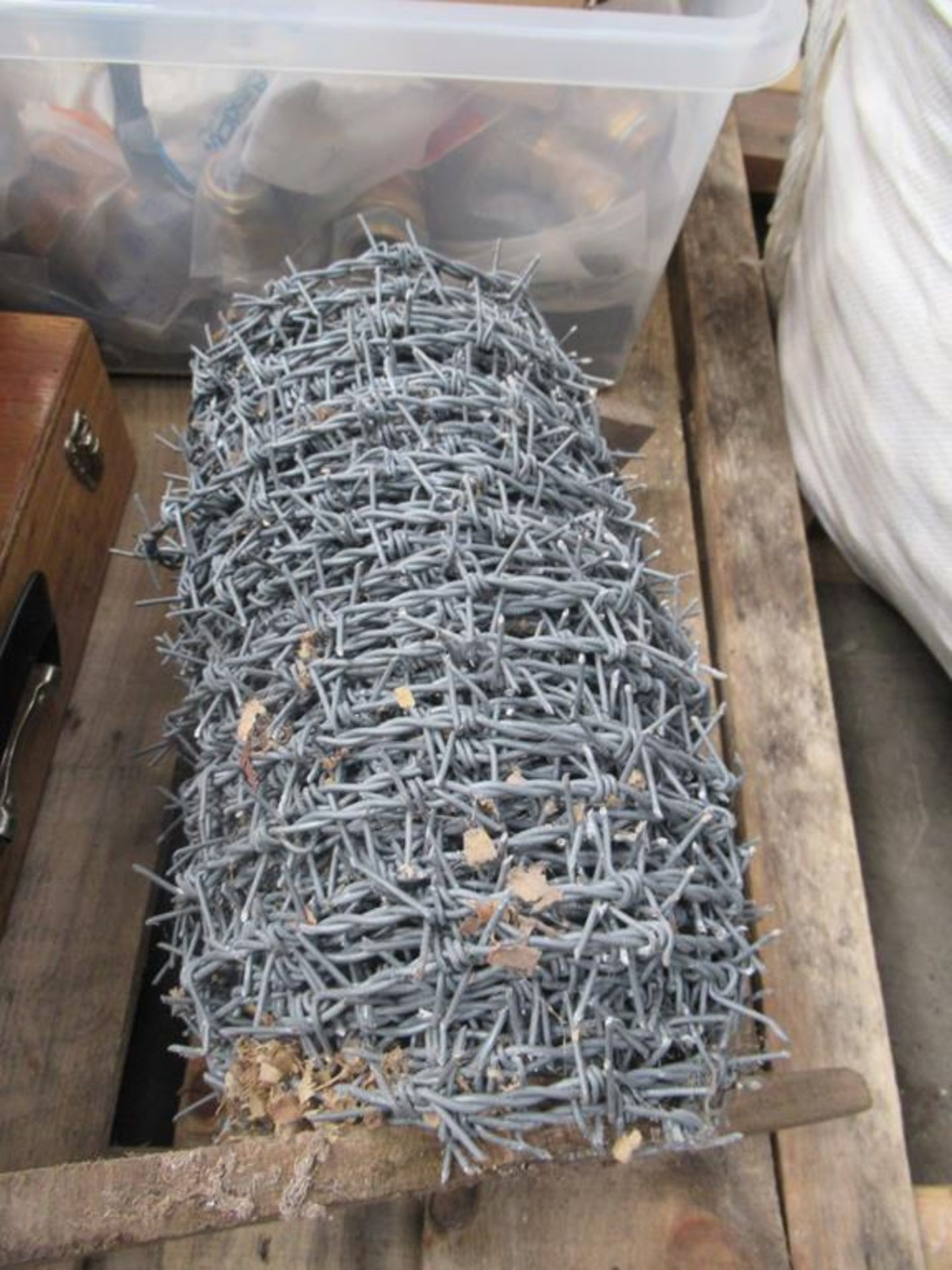 Pallet including a large qty of MCBs and RCDs, bar - Image 2 of 11
