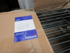 EA15 E2 Store 600 x 400 x 1200mm Wire Shelving