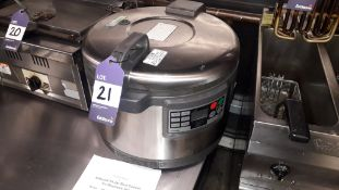 Suzumo SR-PGB54 Stainless Steel Table Top Rice Cooker – Located 85 Scoresby Street, London, SE1 0XN