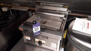 Maruzen MGZ-044 Stainless Steel Gas Fired Table To