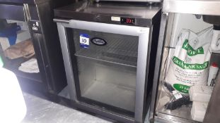 Foster HR150 Stainless Steel Counter Display Refrigerator – Located 85 Scoresby Street, London,