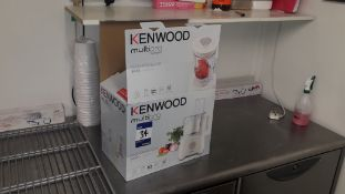 Kenwood FDP301WH Food Processor – Located 85 Scoresby Street, London, SE1 0XN