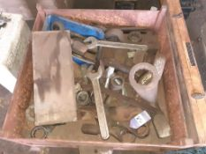 Crate to Contain Qty of Various Tools