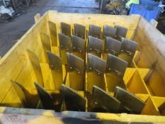 Crate to contain 22 Alstom Steam Turbine Blades
