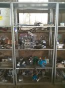 5 x Shelves to Contain Various Electrical Components
