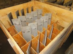 Crate to contain 20 Alstom Steam Turbine Blades