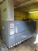 Atlas Copco ZT 255-8 air compressor oil free air;