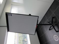 Mobile Flip Chart Stand